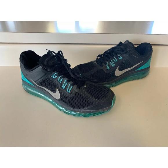 Freshwater Teal Nike Air Max 360 Green 2014 Black 9eD2YWbEHI